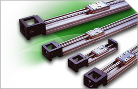 hiwin, linear actuators, linear guideways, ballscrews, single axis