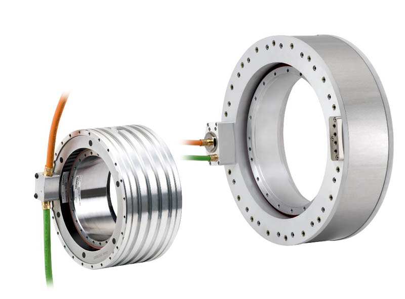 Built in torque motors fw electric siemens