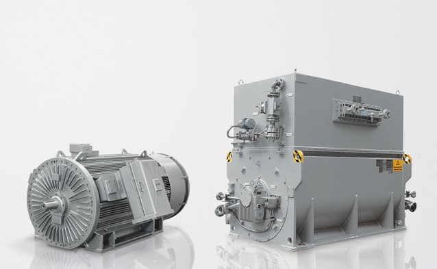 Loher High Voltage Motors Electric Motors High Voltage